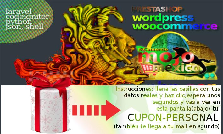 Cupon Gratis Mojomexico