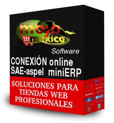Conexion SAE-aspel con magento, prestashop, woocommerce