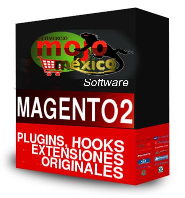 Conectores y extensiones para Magento CE1, CE2, EE1 y EE2