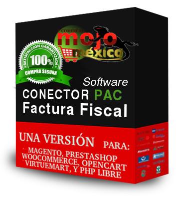 Conexion con Proveedores de Facturacion Fiscal PAC y tiendas web