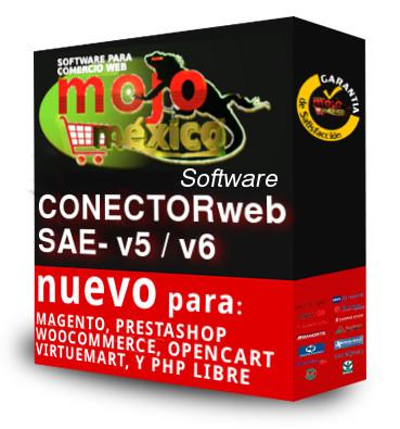 Conexion SAE aspel con  magento, prestashop, woocommerce,  opencart, joomla