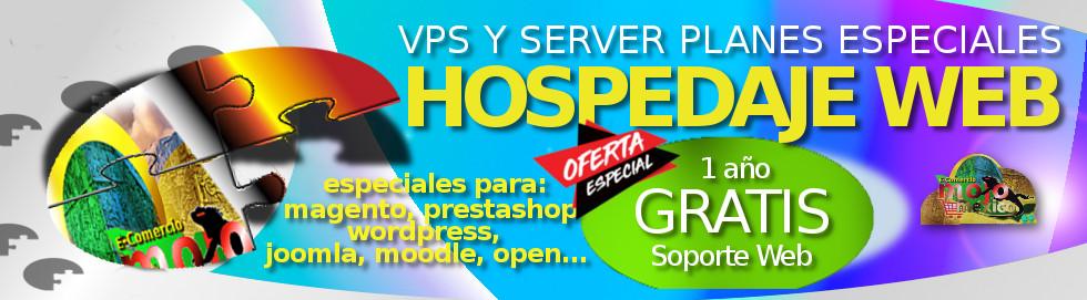 hosting vps tiendas online
