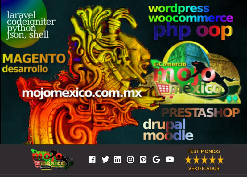 Mojomexico orgullo Mexican Fabrica de Software