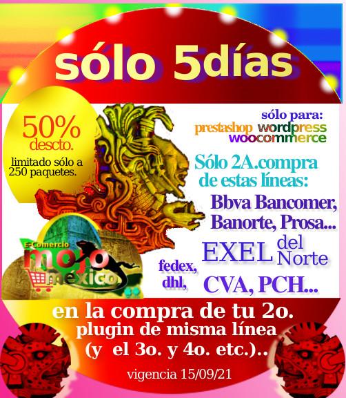 Mojomexico programas tiendas web