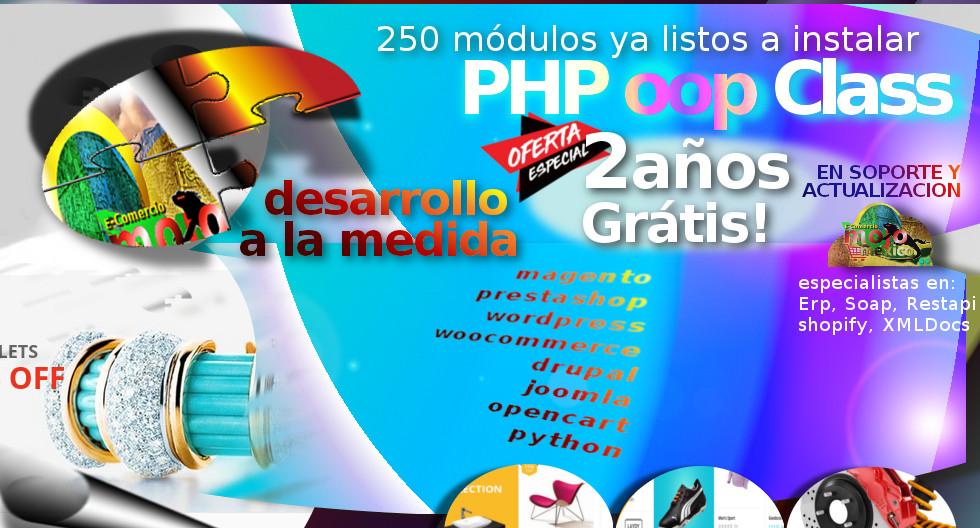 Desarrollo PHP a la medida