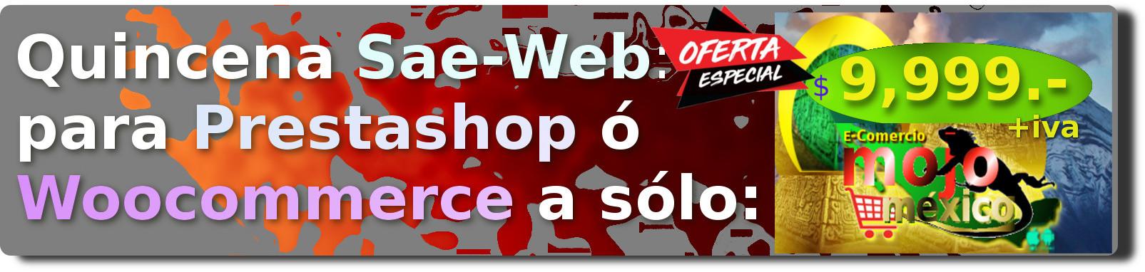 Conexion SAE-web Mojomexico sitio oficial