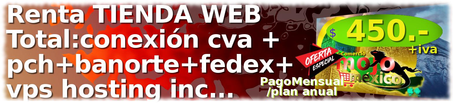 Conexion CVA y PCH Woocommerce promocion Mojomexico
